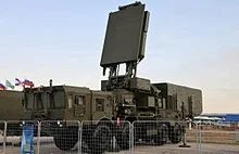 S-400 radar system