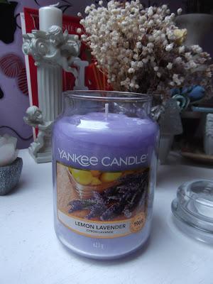 sviečky Yankee Candle