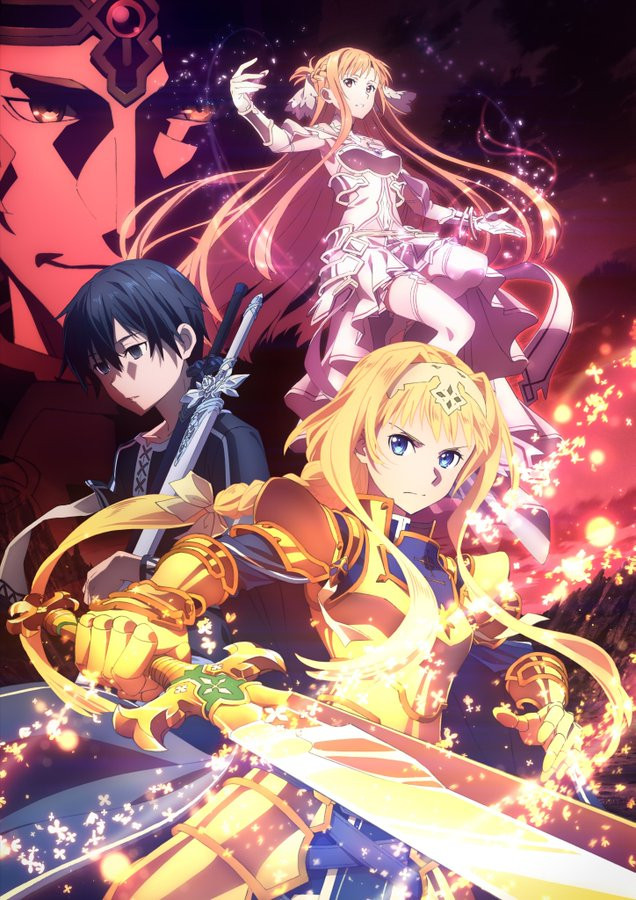 Sword Art Online: Alicization - War of Underworld revela imagen promocional