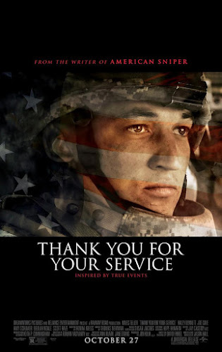 Thank You for Your Service (BRRip 720p Dual Latino / Ingles) (2017)