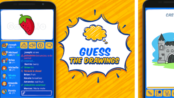 Aplikasi Gartic.io - Draw, Guess, WIN
