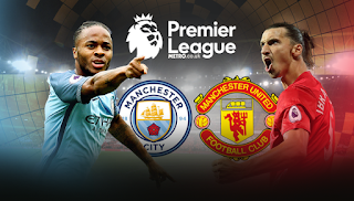 Derby Manchester City vs  United Digelar 27 April 2017 di Etihad Stadium