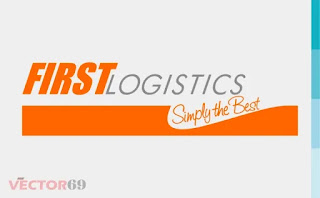 First Logistics Logo - Download Vector File SVG (Scalable Vector Graphics)