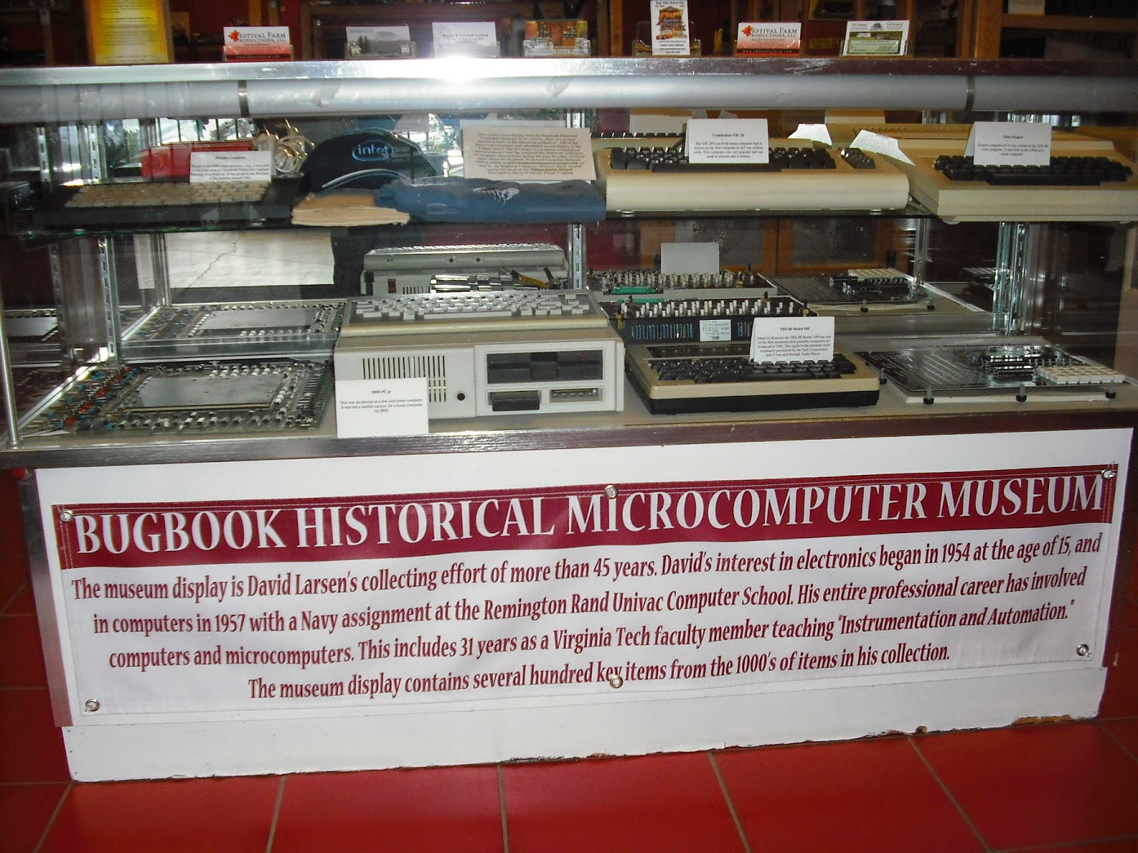 bugbook Microcomputer Historical Museum