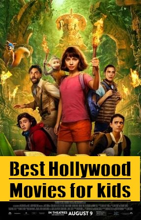 Best Hollywood Movies for kids, Best Hollywood kids movies download