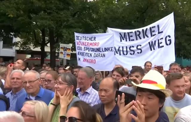 Kohl muss weg Andrea Nahles Forderung Wahlkampf
