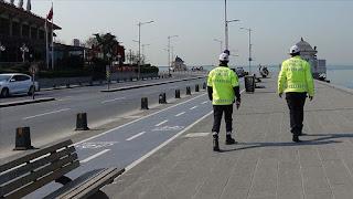 وزارة الداخلية تصدر تعميم على 81 ولاية تركية