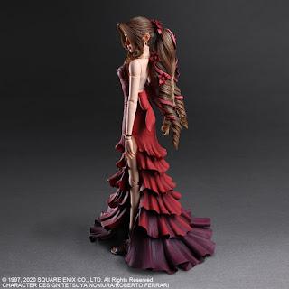 Final Fantasy VII Remake – Play Arts Kai Aerith (Dress Version)