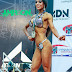 Claudia Carolina Hernández Bejar 2o lugar en Bikini Principiantes