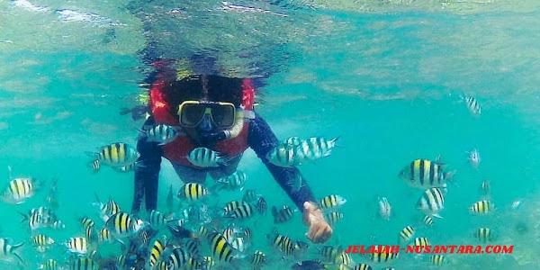 explore wisata trip satu hari pulau tidung kepulauan seribu selatan