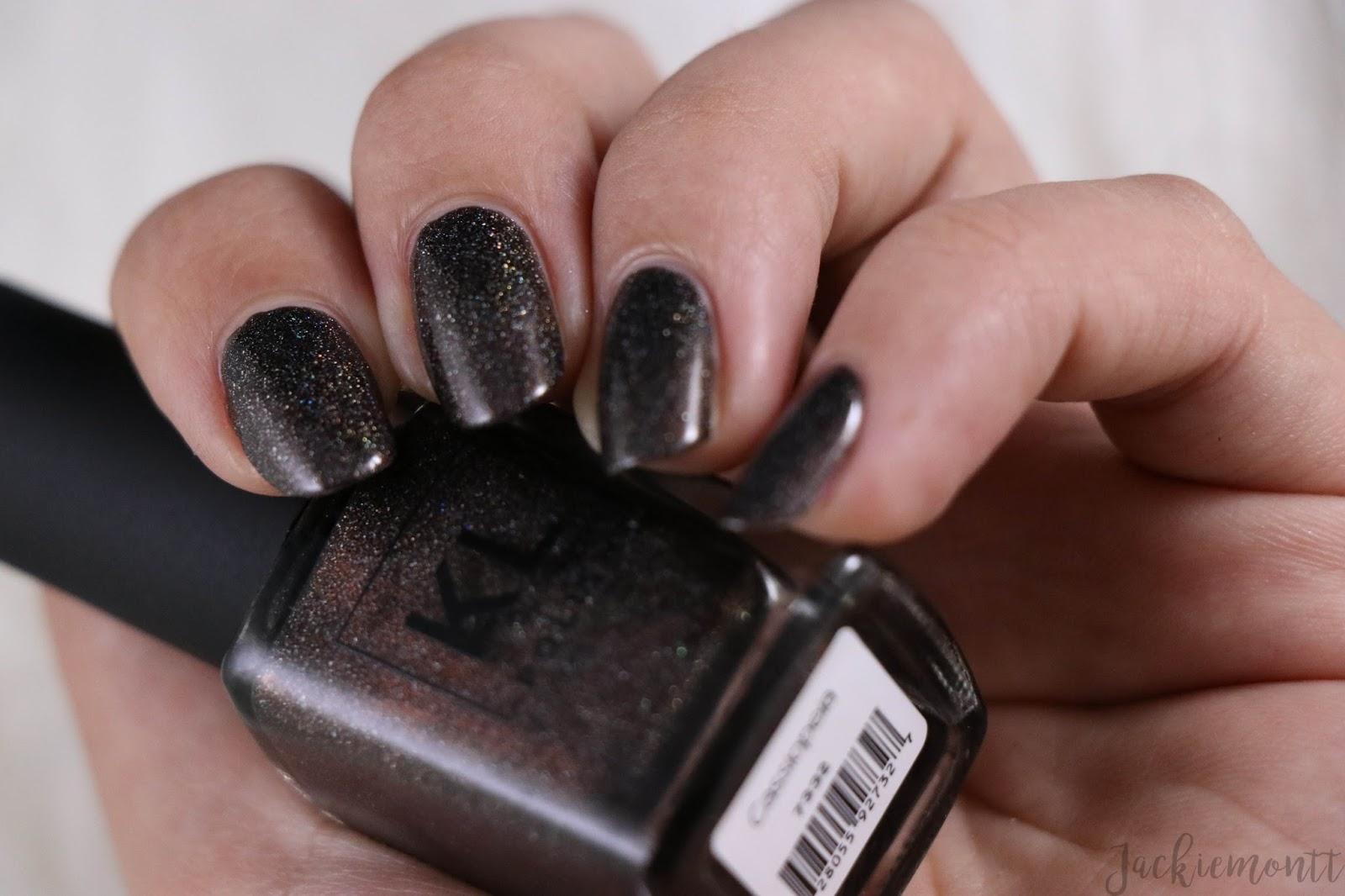 KL Polish Winter Glamourland, Black & White + Das Esspensive XXVI ...