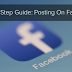 How to Post On My Facebook Page