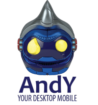 Logo Andy Emulator