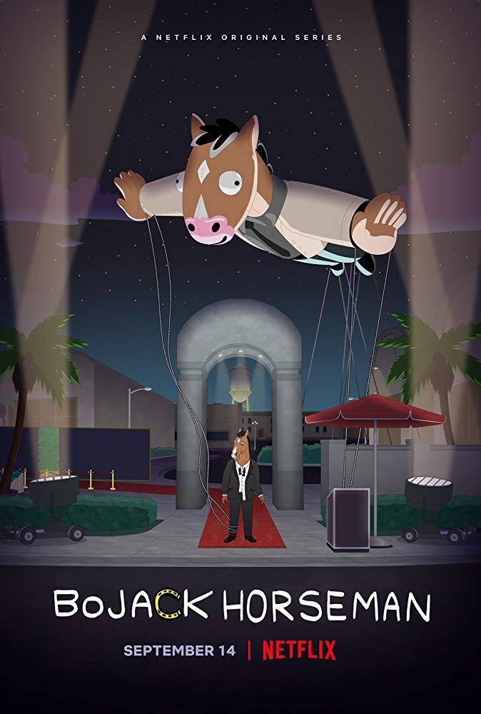 La bara volante: bojack horseman stagione 5: il cavallo che
