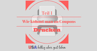 Drucke Coupons in den USA
