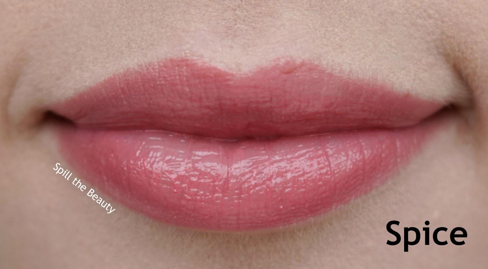 joe fresh 2017 eyeshadow eyeliner highlighter stick lip balm review swatches spice
