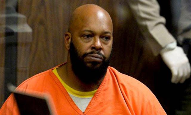 Suge Knight  pegou 28 anos de prisão