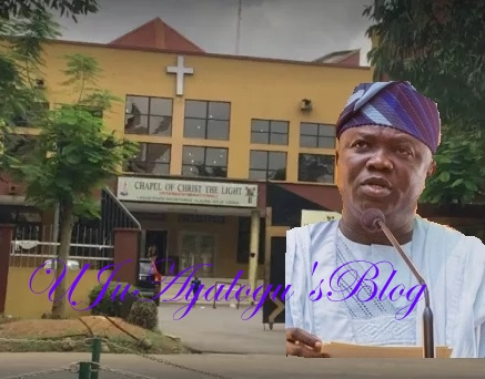 SACKING of Chapel Priest: Backlash Unsettles Ambode, Church Leaders Under Pressure To Support Govt. As Members Desert Church