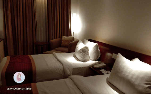 Review Grand Surya Hotel Kediri