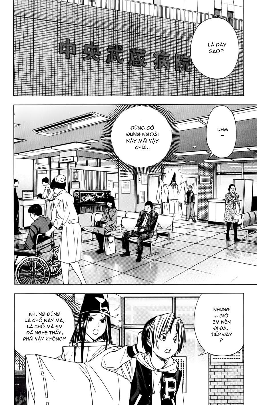 Hikaru No Go hikaru no go chap 107 trang 2