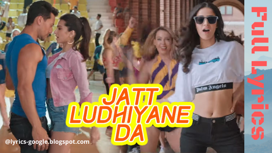 Jatt Ludhiyane Da Song Lyrics