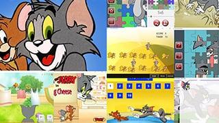 4 Juegos Gratuitos Tom Y Jerry Para Ninos Solo Utilidades Pc