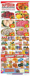 ⭐ Superior Grocers Ad 5/22/19 ✅ Superior Grocers Weekly Ad May 22 2019