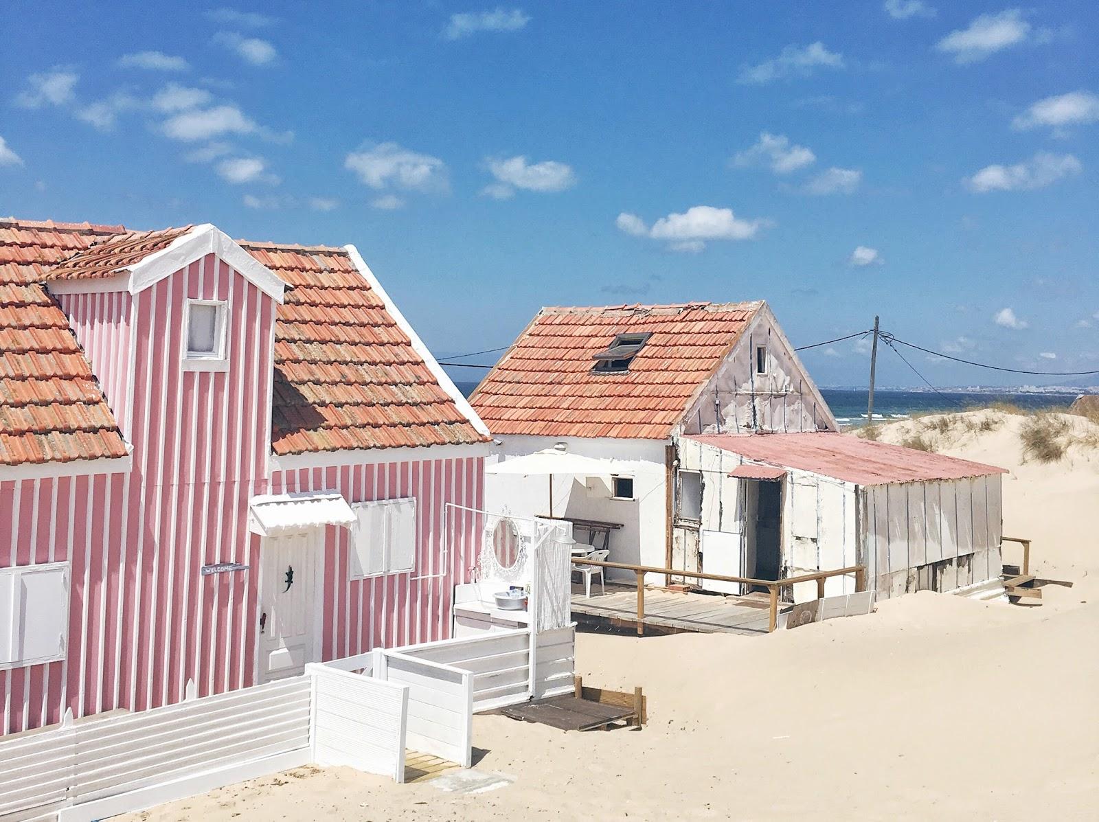 Costa da Caparica, Portugal, Lisbon, Ejnets