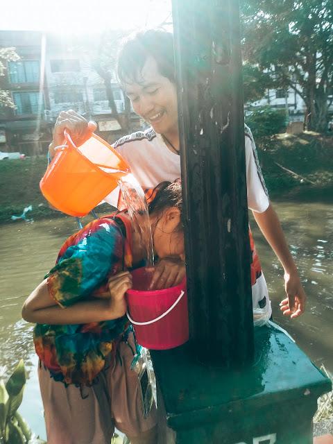 Songkran | tajski nowy rok