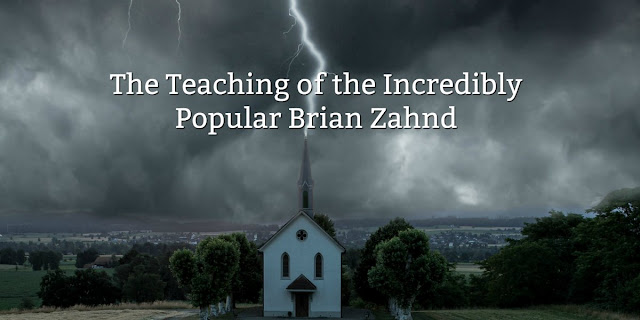 Brian Zahnd, popular preacher, teacher, and author, believes the Bible contains truth but is not the inerrant Word of God. Examining his beliefs will help us respond to this growing error. #Inerrancy #BibleLoveNotes #Bible #Devotions #BrianZahnd