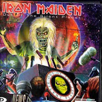 "Iron Maiden - ""Out of the Silent Planet"""
