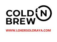 Loker Solo April 2021 di Cold n Brew Coffee Shop