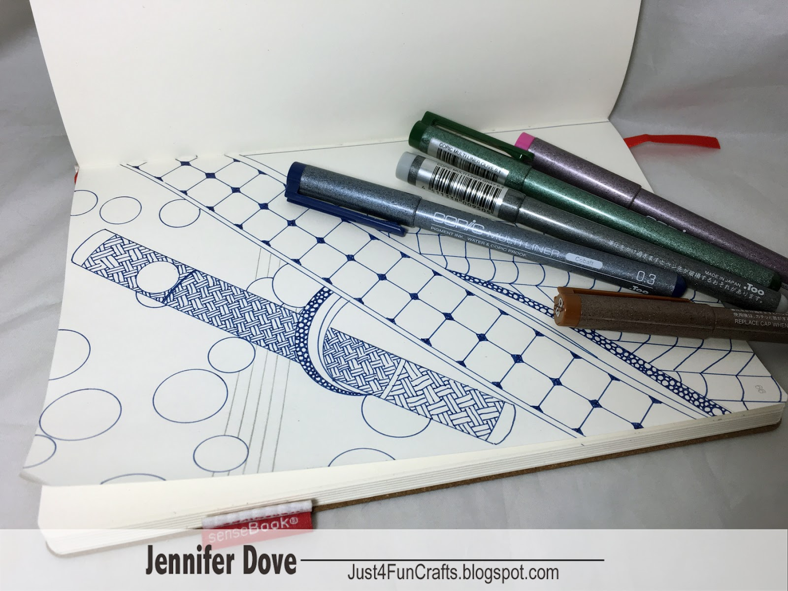 It Is Something I Can Do A Little At Time Without Worrying About Getting Out Of The Groove Or Drying These Pens Work Fabulous With