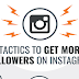 7 (Insanely Simple) Growth Hacking Tactics To Get More Instagram #infographic