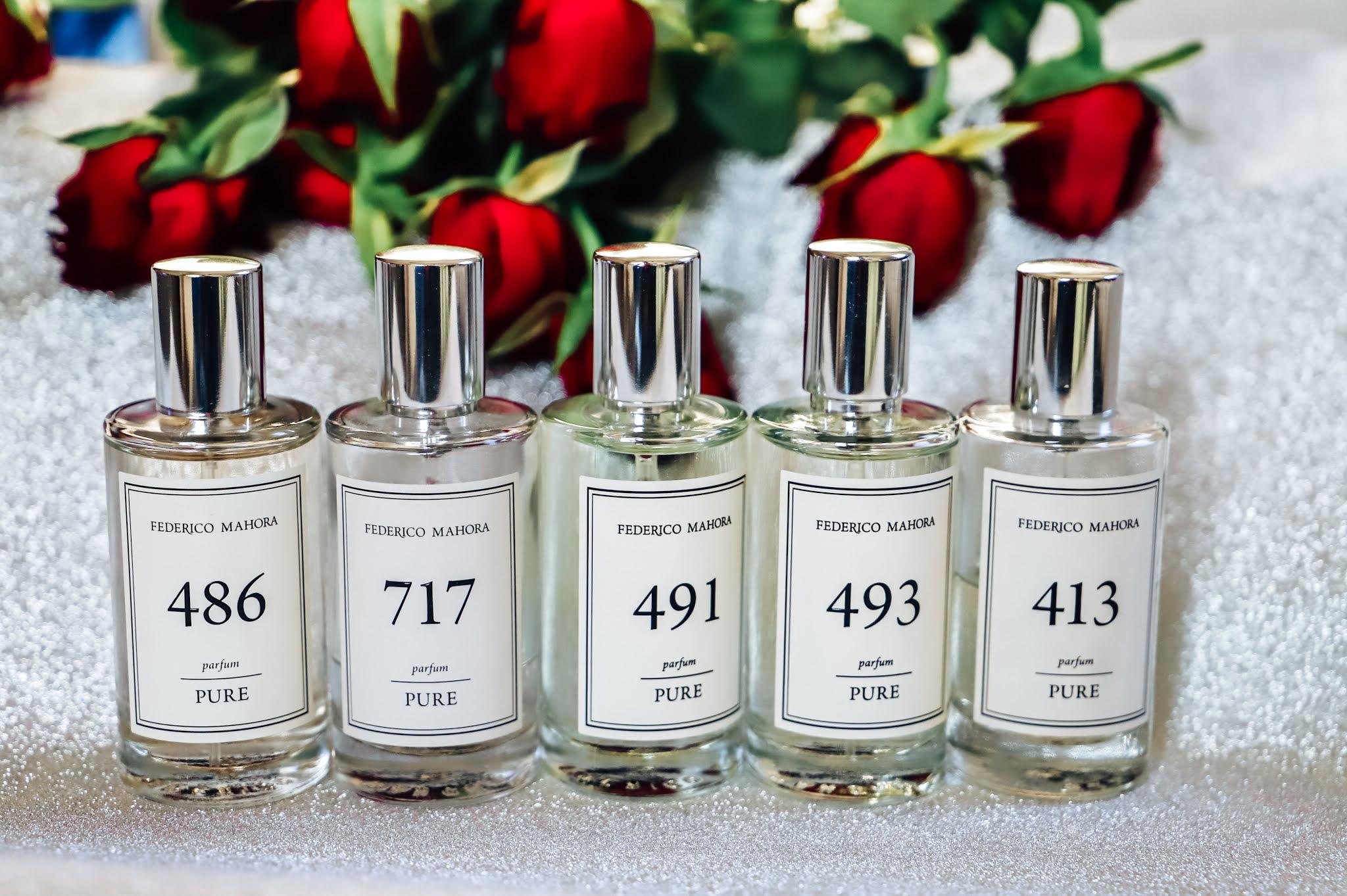 perfumy pure
