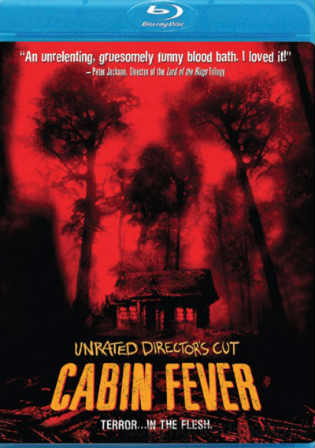 Cabin Fever 2 Spring Fever 2009 BRRip 600MB UNRATED Dual Audio 720p Watch Online Full Movie Download bolly4u