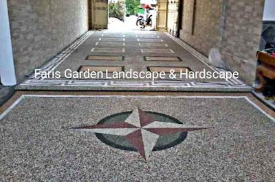 Tukang Batu Sikat Magetan - Jasa Pembuatan Lantai Carport Magetan