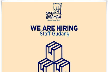 Lowongan Kerja Bandung Staff Gudang Cafe Halaman