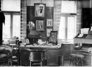 Gabinet Ferdynanda Ossendowskiego w Warszawie