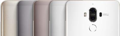 Huawei Mate 9 Colour Range