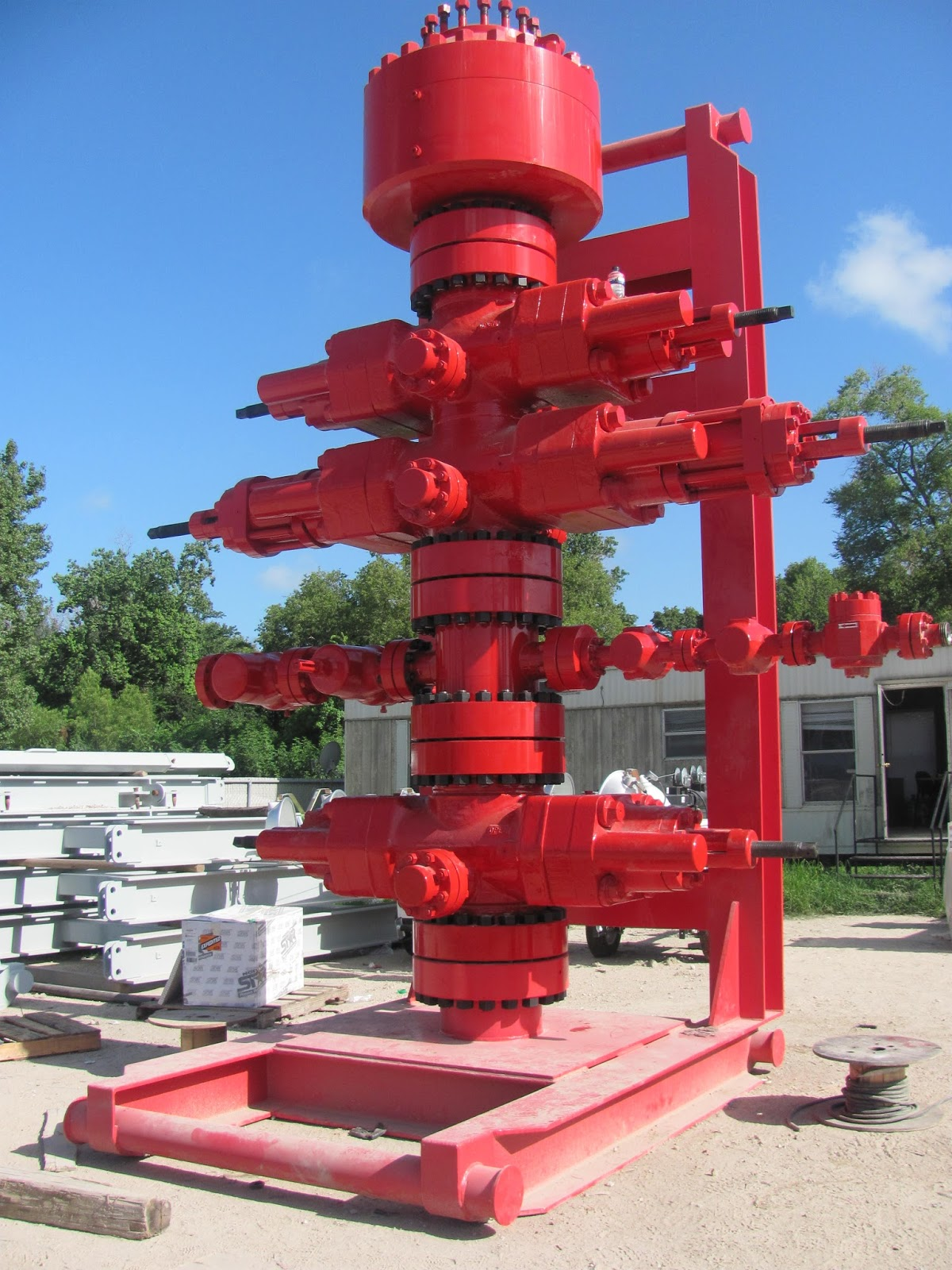 Drilling Knowledge  What Is Blow Out Preventer