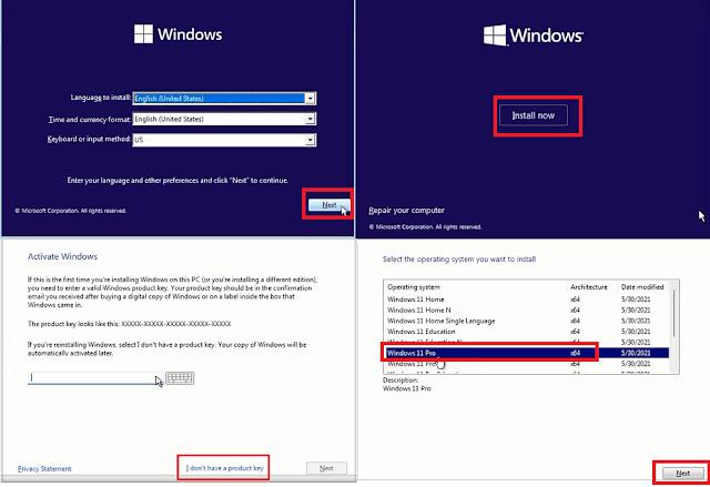 تحميل و تثبيت ويندوز 11 download windows