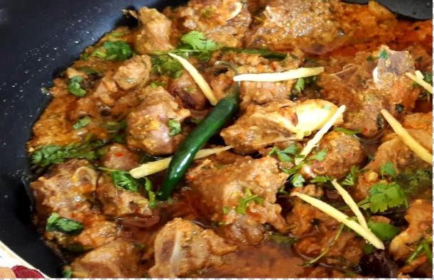 Laziz Mutton Karahi Recipe by Zubaida Apa