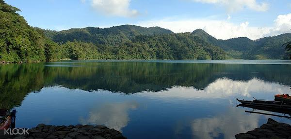 Balinsasayaw Twin Lakes Tour from Dumaguete City Tour
