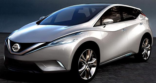 2019 Nissan Murano Concept