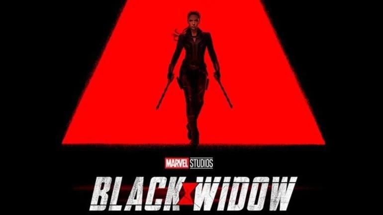 The New Black Widow trailer