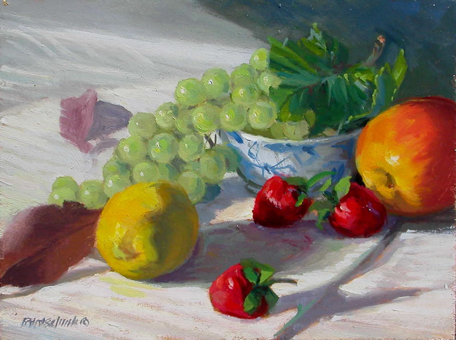 John Pototschnik Still Life Painting