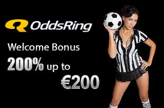 OddsRing Football Bonus