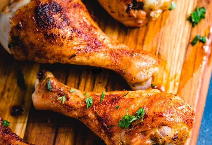Ayam Bakar Bumbu Cajun