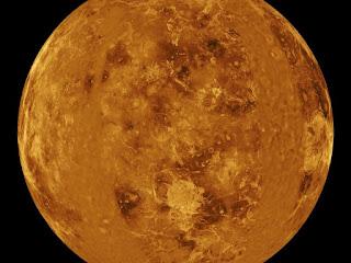 Venus high temperature